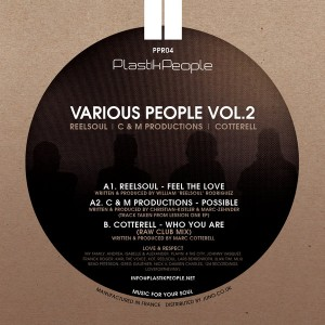 Various People - Various People Vol.2 [Plastik People]