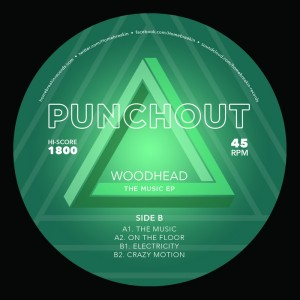 Woodhead - The Music EP [Punchout]
