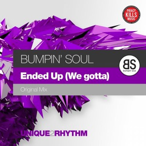 Bumpin' Soul - Ended Up (We Gotta) [Unique 2 Rhythm]