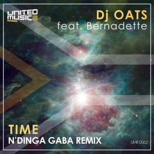 DJ Oats feat. Bernadette  - Time [United Music Records]