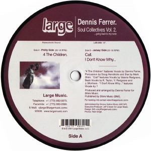 Dennis Ferrer — Soul Collectives Vol. 2 [Large Music]