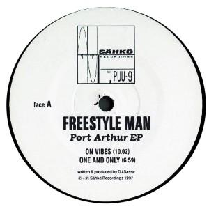 Freestyle Man - Port Arthur [Sahko Recordings]