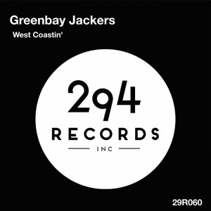 Greenbay Jackers - West Coastin' [294 Records]