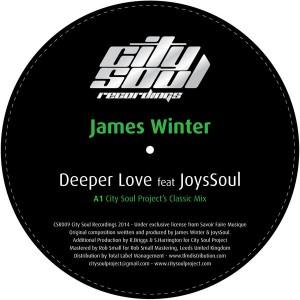 James Winter - Deeper Love feat JoysSoul [City Soul Recordings]