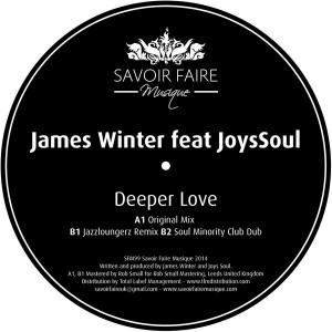 James Winter feat. JoysSoul - Deeper Love [Savoir Faire Musique]