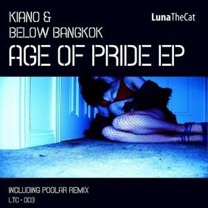 Kiano, Below Bangkok - Age Of Pride [Luna The Cat]