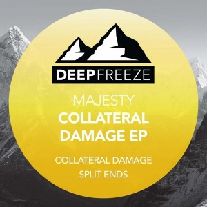 Majesty - Collateral Damage EP [Deep Freeze Records]