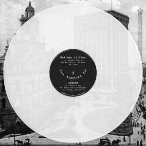 Matthew Collins & Jemaho - The Detroit EP [Jazzy Butterfly records]