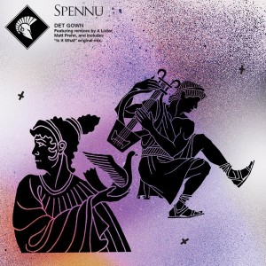 Spennu - Det Gown [Trojan House Records]