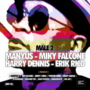 Various Artists - Male, Vol. 2 [Epoque Music]