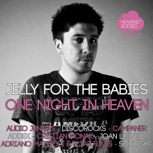 Various Artists - One Night in Heaven, Vol. 4 - Mixed & Compiled by Jelly for the Babies [Heavenly Bodies Records]