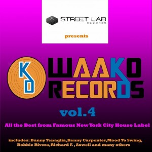 Various Artists - Streetlab presents The Best of Waako Records Vol. 4 [Streetlab Records]