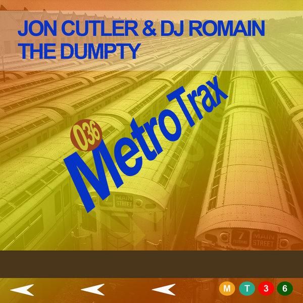 Jon Cutler & DJ Romain* Jon Cutler & D.J. Romain - The Sounds Of Life E.P.
