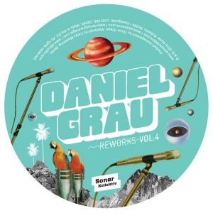 Daniel Grau - Reworks Vol. 4 by Mark E, Jacques Renault, Marcel Vogel & Fajra Fantasmo [Sonar Kollektiv]