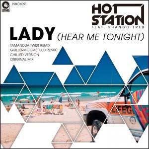 Hot Station - Lady (Hear Me Tonight) [19Box Recordings]