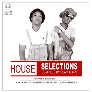 Lilac Jeans - House Selections [Sci Fi Productions]