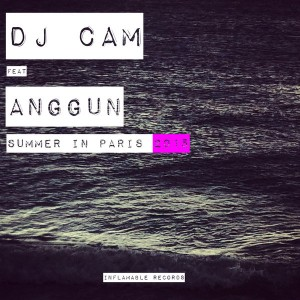 DJ Cam - Summer in Paris 2015 (feat. Anggun) [Inflamable Records]