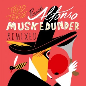 Todd Terje - Alfonso Muskedunder Remixed EP [Olsen Norway]