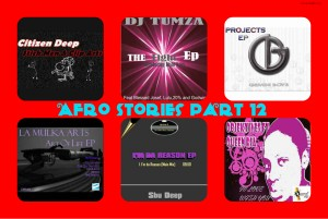 Various Artists - Afro Stories (Part 12) [AFROdesiamp3]