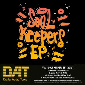 Various Artists - Soul Keepers EP [DAT Records]