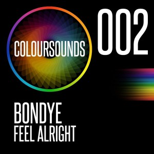 Bondye - Feel Alright [Coloursounds]
