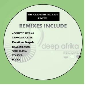 DJ Soul Fleva feat. Real Kue Soul - Portuguese Jazz Lady [Deep Afrika Records]