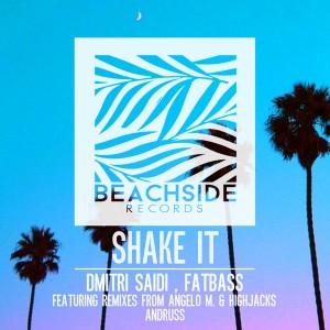 Dmitri Saidi and FATBASS - Shake It [Beachside Records]