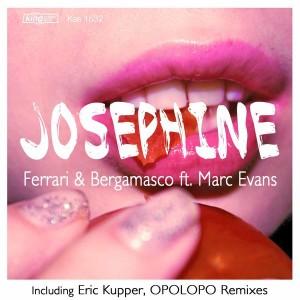 Ferrari & Bergamasco feat.. Marc Evans - Josephine [King Street]