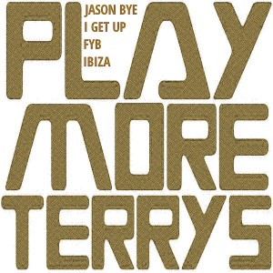 Jason Bye - I Get Up [Playmore Terrys]