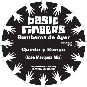 Jose Marquez - Quinto y Bongo  Canto del Caribe [Basic Fingers]