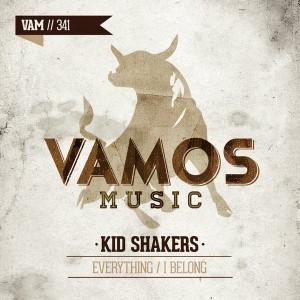 Kid Shakers - Everything__I Belong [Vamos Music]