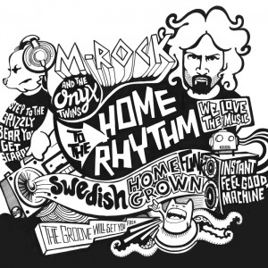 M-Rock Emrik & the Onyx Twins - Home to the Rhythm (Opolopo remix) [Emrikording & Entertainment]