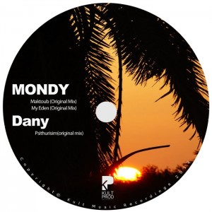 Mondy, Dany - Maktoub [Kult Music Recordings]