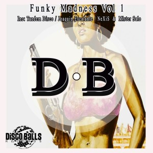 Various Artists - Funky Madness, Vol. 1 [Disco Balls Records]