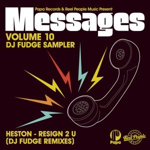Various Artists - MESSAGES Vol. 10 (DJ Fudge Sampler) [Papa Records]