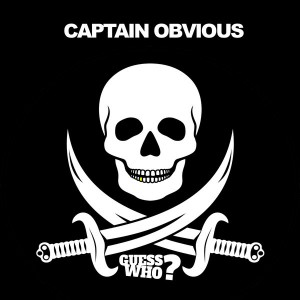 Captain Obvious - Leave This All Behind [Guess Who]