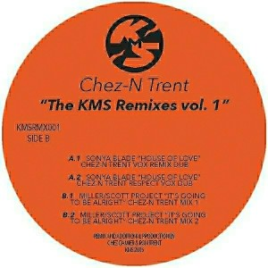 Chez N Trent, Chez Damier and Ron Trent - The KMS Remixes [KMS Records]