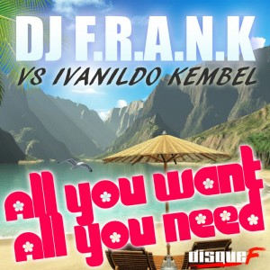 DJ F.R.A.N.K vs. Ivanildo Kembel - All You Want, All You Need [Disque-F]
