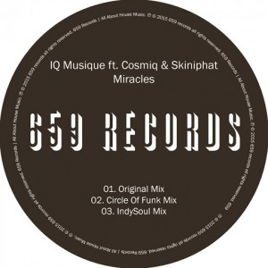 IQ Musique feat. Cosmiq & Skiniphat - Miracles [659 Records]
