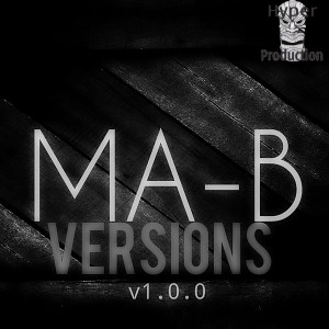Ma-B - Versions EP [Hyper Production (SA)]