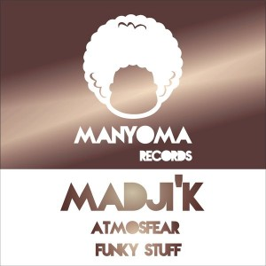 Madji'k - Ressurection EP [Manyoma Records]