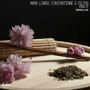 Mark Lower, Constantinne & Felten - Feel It [Sakura Music]