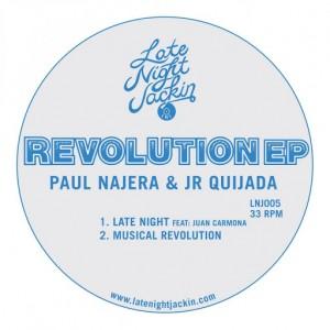 Paul Najera & Jr. Quijada - Revolution EP [Late Night Jackin]