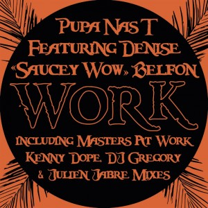 Pupa Nas T feat. Denise 'Saucey Wow' Belfon - Work [Digital Drum]