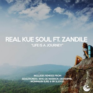 Real Kue Soul feat. Zandile - Life Is A Journey [Audiophile Music]