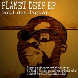 Soul Des Jaguar - Planet Deep EP [Abyss Music]