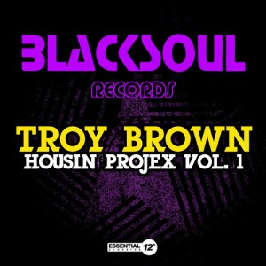 Troy Brown - Housin Projex Vol. 1 [Essential 12 Inch Classics]