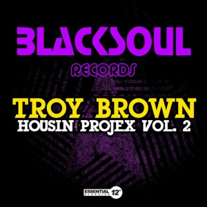 Troy Brown - Housin Projex Vol. 2 [Essential 12 Inch Classics]