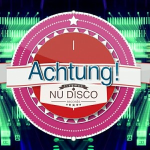 Various Artists - Achtung! Nu Disco [Flagman]