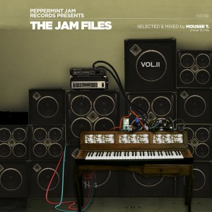 Various - The Jam Files, Vol. 2 (Selected & Mixed By Mousse T.) [Peppermint Jam]